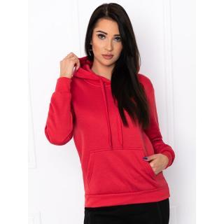Edoti Womens hoodie TLR002 dámské Red XL