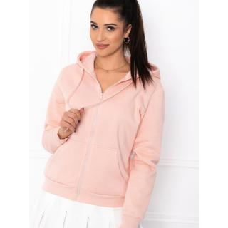 Edoti Womens hoodie TLR003 dámské Peach S