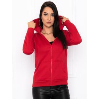 Edoti Womens hoodie TLR003 dámské Red S