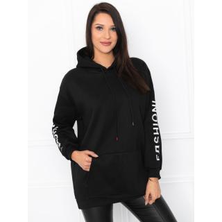 Edoti Womens hoodie TLR004 dámské Black S