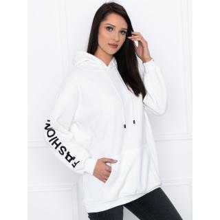 Edoti Womens hoodie TLR004 dámské White L