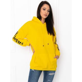 Edoti Womens hoodie TLR004 dámské Yellow M