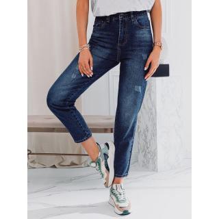 Edoti Womens jeans PLR027 dámské Navy 28