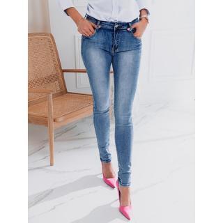 Edoti Womens jeans PLR028 dámské Blue 40