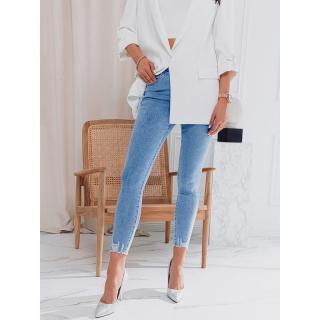Edoti Womens jeans PLR030 dámské Navy 38