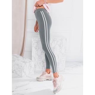 Edoti Womens leggings PLR081 dámské Grey M