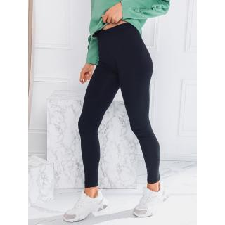 Edoti Womens leggings PLR082 dámské Black XXL