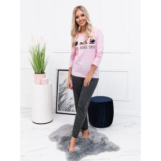 Edoti Womens pyjamas ULR048 dámské Other M