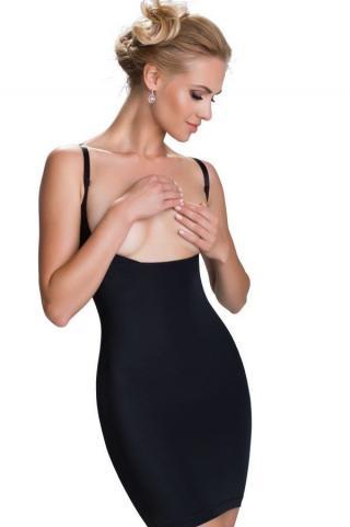 Eldar Womans Shapewear Bodydress Vika Beige dámské Black M