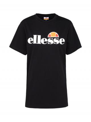 ELLESSE Tričko Albany  čierna dámské XXS