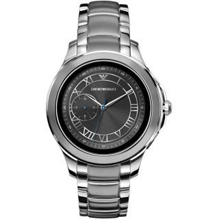 Emporio Armani Touchscreen Smartwatch ART5010 - SLEVA I pánské strieborná