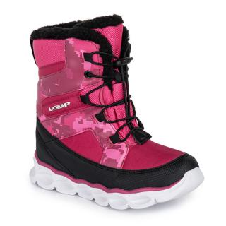 ENIMA childrens snow boots pink 35