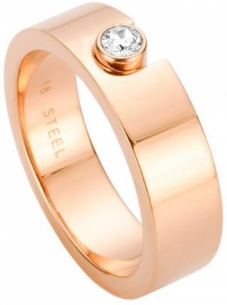 Esprit Bronzový prsteň Gem ESRG005722 51 mm dámské