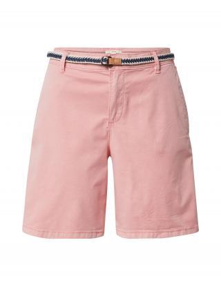 ESPRIT Chino nohavice  rosé dámské 38