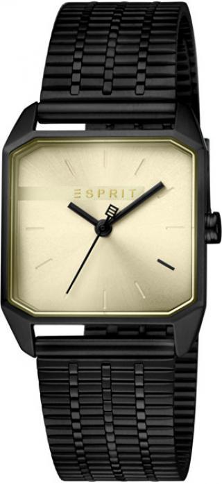 Esprit Cube Ladies Gold Black ES1L071M0045 dámské