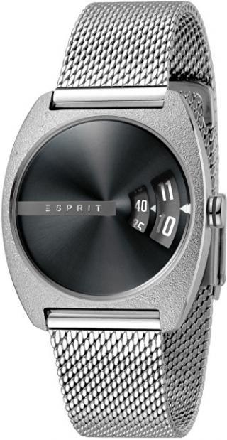 Esprit Disc Black Silver Mesh ES1L036M0065 dámské