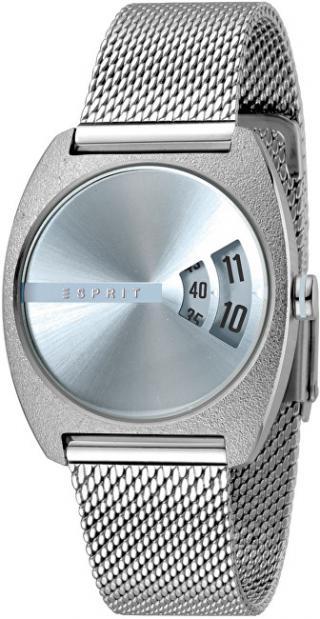 Esprit Disc Blue Silver Mesh ES1L036M0045 dámské