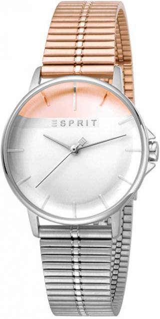 Esprit Fifty - Fifty Rosegold Silver MB ES1L065M0105 dámské