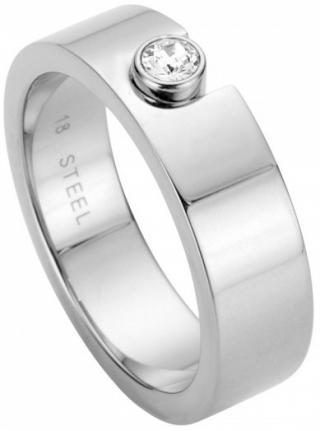 Esprit Oceľový prsteň Gem ESRG005721 51 mm dámské