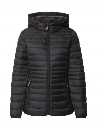 ESPRIT Prechodná bunda  čierna dámské S