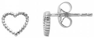 Esprit Romantické strieborné náušnice kôstky ESER01411100 dámské