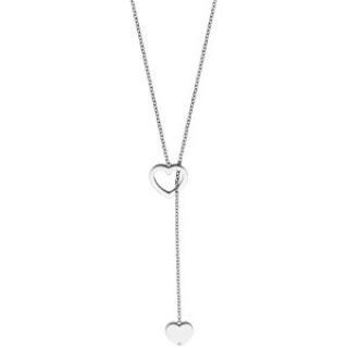 Esprit Srdiečkový oceľový náhrdelník ESNL00892170