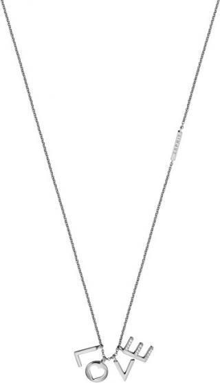 Esprit Strieborný náhrdelník Love Amory ESNL00231142
