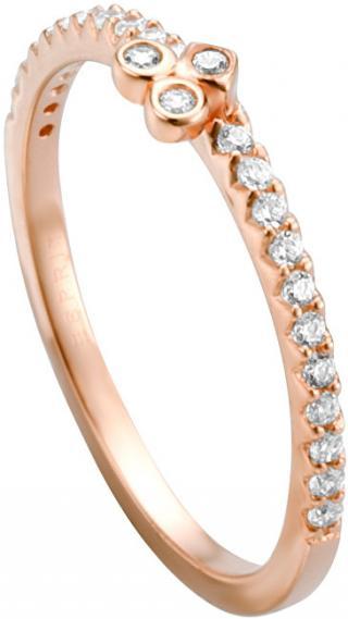 Esprit Strieborný prsteň s kryštálmi Play ESRG005312 51 mm dámské
