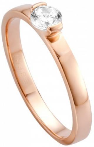 Esprit Strieborný prsteň s kryštálom Bright ESRG005316 57 mm dámské