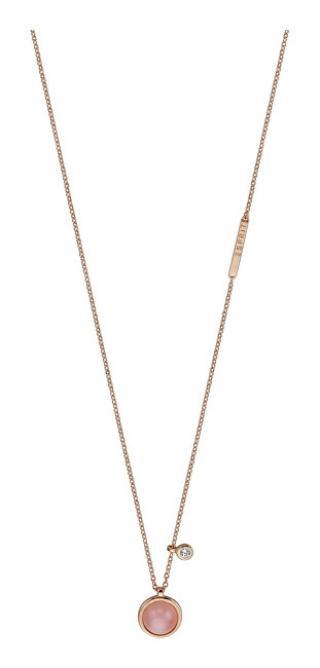 Esprit Štýlový náhrdelník s umelou perlou ESNL00951342