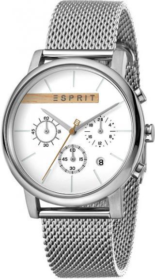 Esprit Vision Silver Mesh ES1G040M0035 pánské
