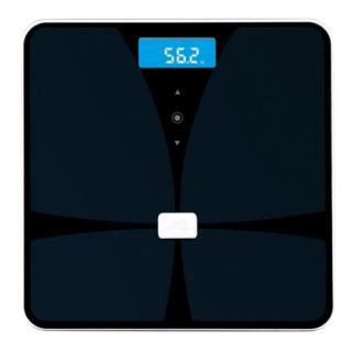 ETA Osobná váha s telesnou analýzou Christine 1781 90000 čierna