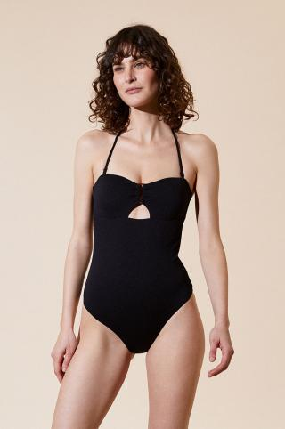 Etam - Plavky Solaire dámské čierna 36