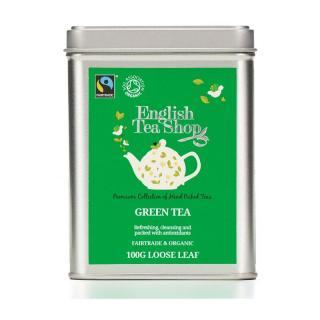 Exkluzívny sypaný zelený čaj