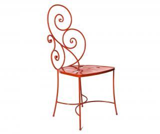 Exteriérová stolička Garden Color