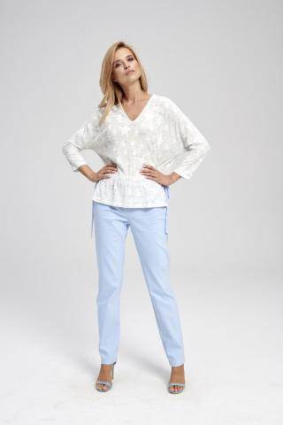 Ezuri Womans Blouse 5726 dámské White 38