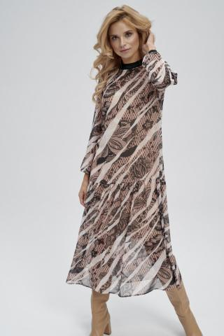 Ezuri Womans Dress 5689-16 dámské Black 36