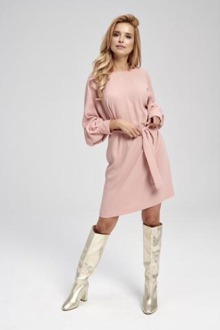Ezuri Womans Dress 5739-07 dámské Pink 38