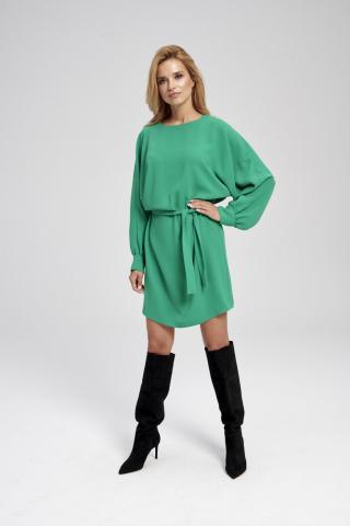 Ezuri Womans Dress 5739-11 dámské Green 42