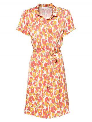 Fabienne Chapot Košeľové šaty  zmiešané farby / krémová dámské 40