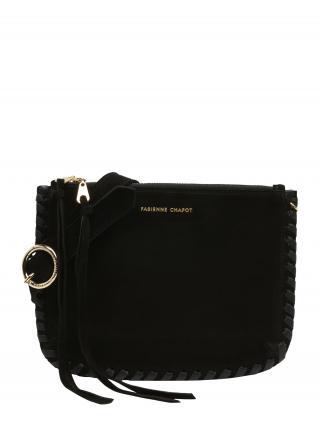 Fabienne Chapot Listová kabelka Lucky  čierna dámské One Size
