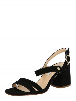 Fabienne Chapot Sandále Isabella  čierna dámské 38