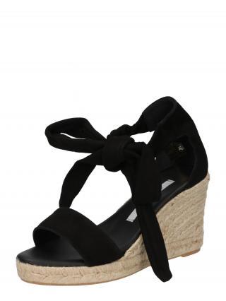 Fabienne Chapot Sandále Selene  čierna dámské 40