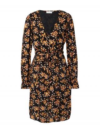 Fabienne Chapot Šaty Isabella  ružová / čierna / hnedá dámské 34