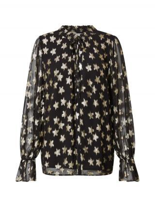 Fabienne Chapot Šaty Maxime  zlatá / čierna dámské 36