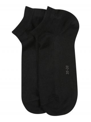 FALKE Ponožky Family  čierna dámské 35-38