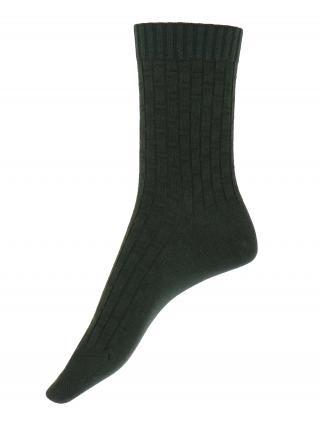 FALKE Ponožky  tmavozelená dámské 35-38