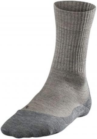 FALKE Športové ponožky  béžová / sivá dámské 35-36