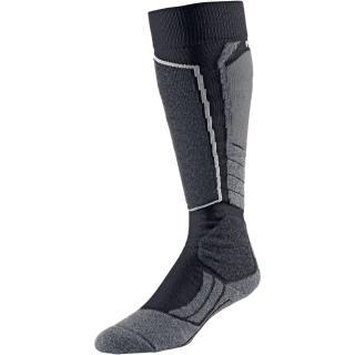 FALKE Športové ponožky SK 4  svetlosivá / tmavosivá / čierna pánské 39-41