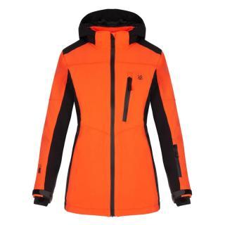 FALONA womens ski jacket orange dámské XL